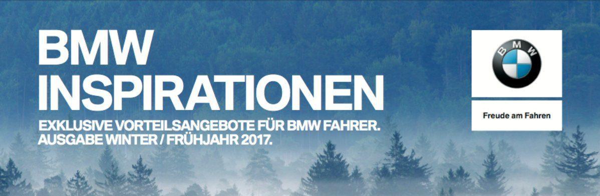 BMW Inspirationen Winter 2016