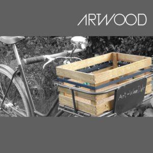 Fahrradkiste von Art-WooD