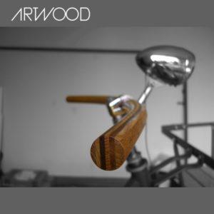 Fahrradlenker aus Holz von Art-WooD