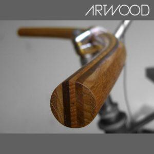 Fahrradlenker Holz Anwendungsbeispiel Art-WooD