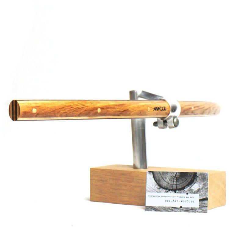 Holz Fahrradlenker gebogene Form | Modell »Wilhelm« von Art-WooD