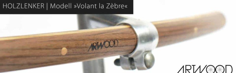 Fahrrad Holzlenker Modell »Eduard« von Art-WooD