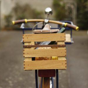 Holzkiste Fahrrad »Kosima« von Art-WooD
