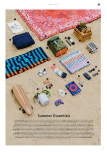 Summer Essentials Kosima Fahrradkiste Bikebox bei Companion Magazine