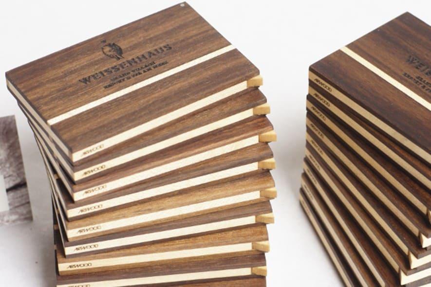 Visitenkartenetuis-aus-Holz-Branding