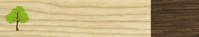 Die Holzarten für das Visitenkarten Etui »Sophie« von SPECHTWERK