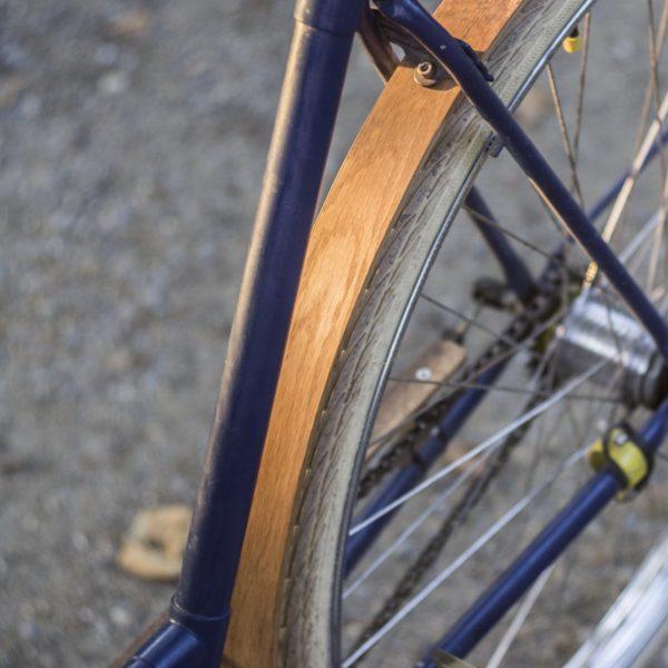 Holz Schutzblech aus Eiche