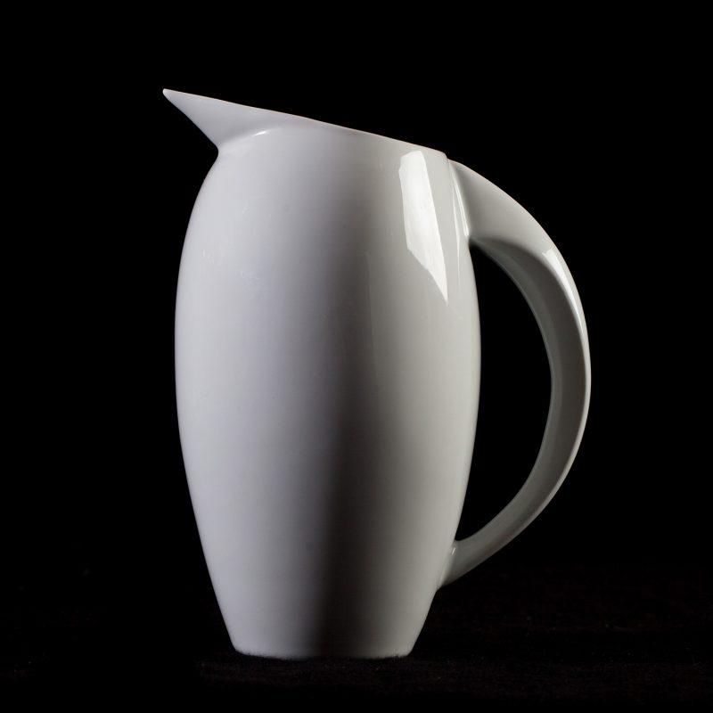 Porzellan Karaffe aus Kronach