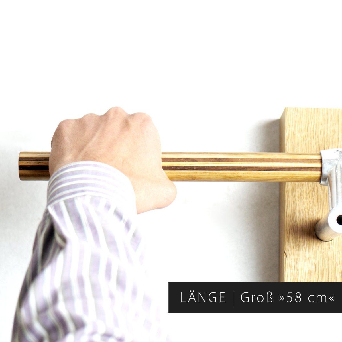 Holzlenker »Konstantin« in größe »Groß 58cm« für dein Fahrrad | Von Art-WooD