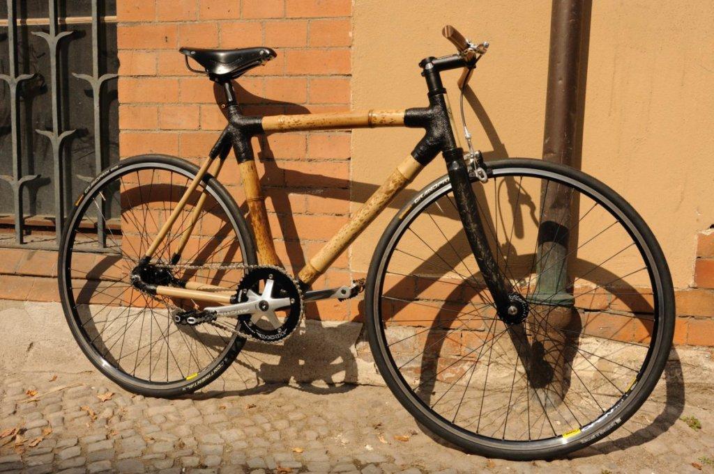 Fahrrad Lenker Holz von Art-WooD