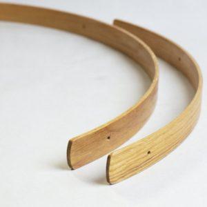 Holz Schutzblech aus Eiche von Art-WooD
