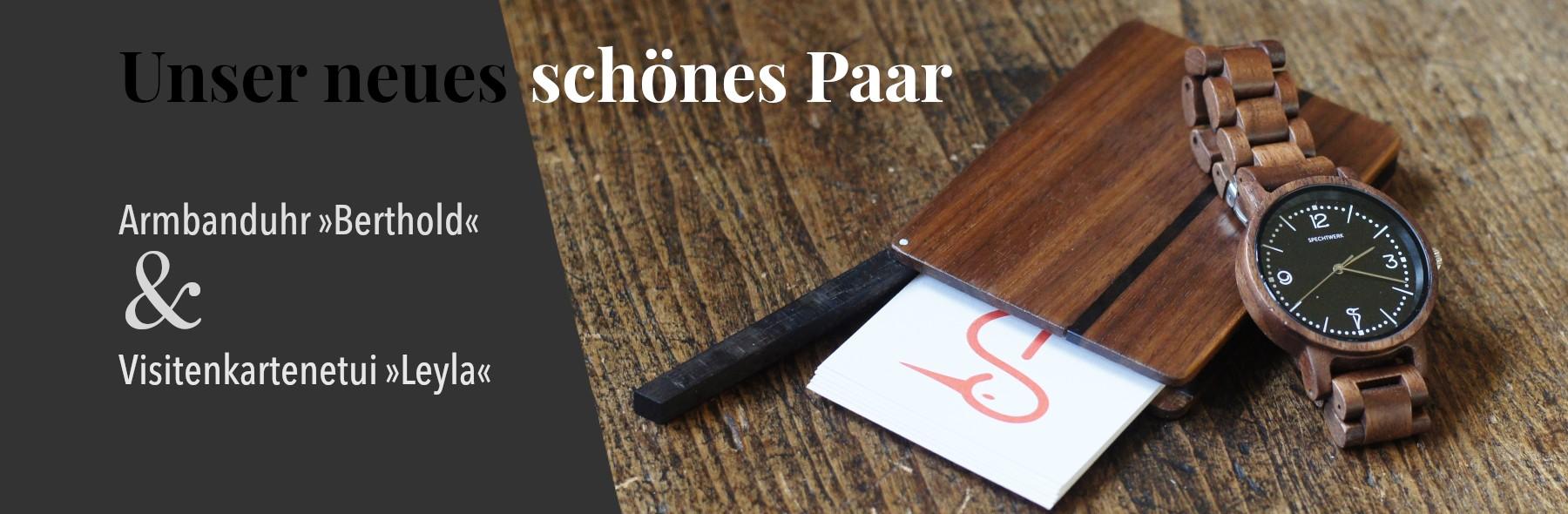 Handgefertigte Holzprodukte Spechtwerk