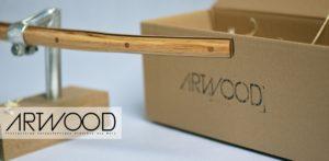 Holz Fahrradlenker »O Comfortavel« von Art-WooD