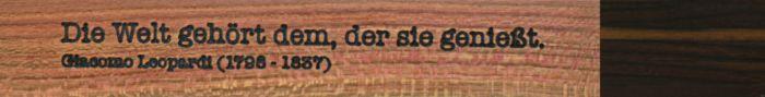 Namensgravur American Typewriter auf Visitenkartenetui Zahira